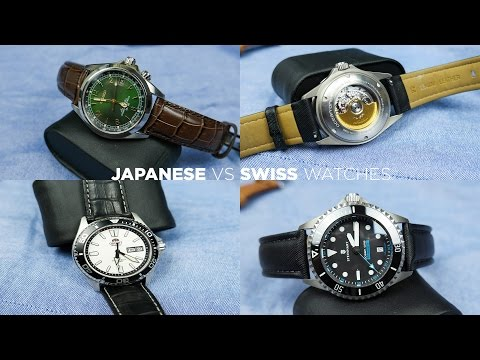, title : 'Japanese vs Swiss Watches | Are Swiss Made Watches Really Better?'