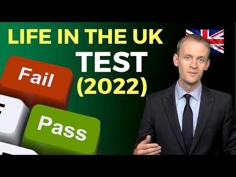 Life in the UK test (2020) ✅️ WHAT YOU NEED TO KNOW! ⚠️(episode 1)