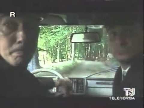 barzelletta carabinieri - la retromarcia