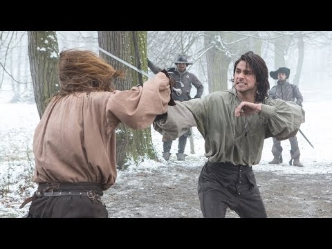 The Musketeers Season 1 (Promo)