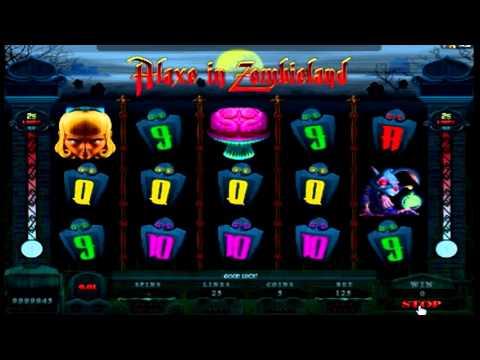 Как правильно играть в  Алиса В стране Зомби (alaxe in zombieland) - бонусный режим, правила