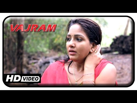 Vajram Tamil Movie Scenes | Bhavani Reddy Try To Escape
