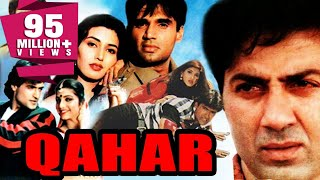 Video Qahar (1997) Full Hindi Action Movie | Sunny Deol, Sunil Shetty, Armaan Kohli, Sonali Bendre MP3, 3GP, MP4, WEBM, AVI, FLV September 2018
