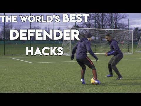 TOP 5 DEFENDING SECRETS - BECOME THE BEST DEFENDER IN FOOTBALL