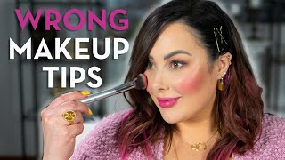 Makeup Tips You Were Told Wrong by Makeup Geek