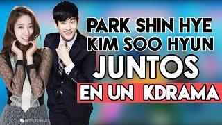 Video Park Shin Hye y Kim Soo Hyun en un Nuevo Kdrama? // Park Shin Hye Nuevo Dorama // Shiro No Yume MP3, 3GP, MP4, WEBM, AVI, FLV April 2018