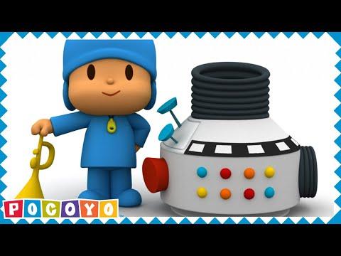 Pocoyo- Die verrückte Mixmaschine (S02E06)