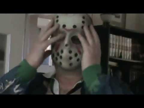 émission spéciale : déballage et essaie du déguisement de JASON VOORHEES