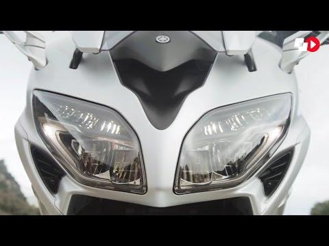 Vídeos de la Yamaha FJR 1300 AE