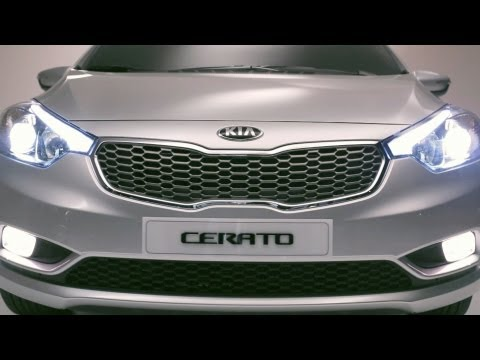 2014 Kia Cerato – EXTERIOR & INTERIOR