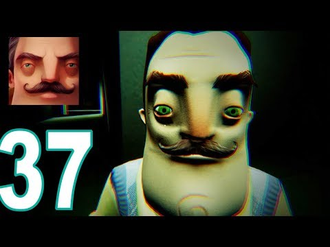 Hello Neighbor - Alpha 3 & 4 Full History Gameplay Walkthrough Part 37 (PC)