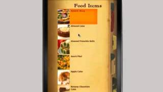 Recipe Book YouTube video