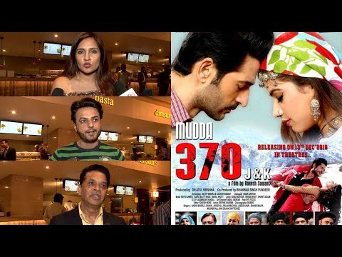 Mudda 370 J & K Movie Review