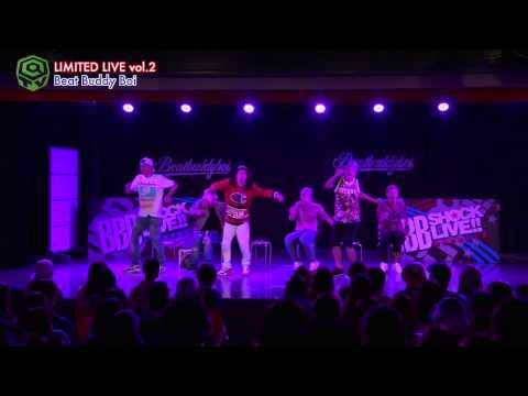 #12 BBB LIMITED LIVE Vol.2特集!!