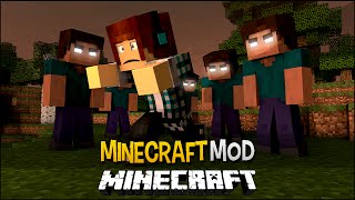 Minecraft Mod: Apocalipse Herobrine !! Você Consegue Sobreviver?? - Herobrine Apocalypse Mod