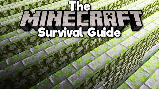 An Automatic Vine Farm! • The Minecraft Survival Guide (Tutorial Lets Play) [Part 354]