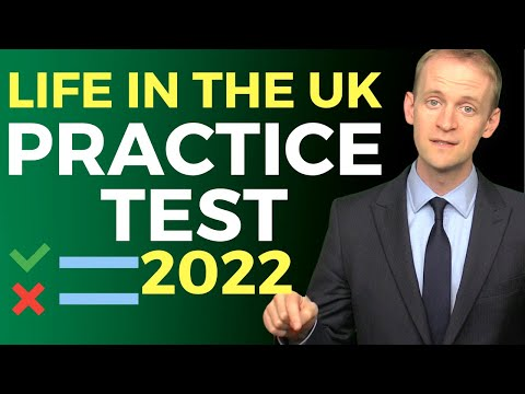 Life in the UK test (2020) ✅️ PREPARE for the Test! MOST IMPORTANT test! (Episode 7) 🎓