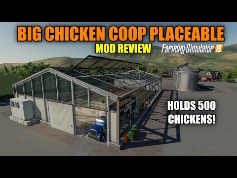 Big chicken coop v1.0