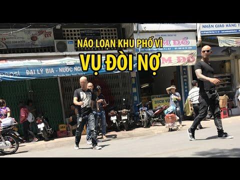 Khiếp đảm thanh niên TRỌC ĐẦU XĂM TRỔ đòi nợ chấn động Sài Gòn