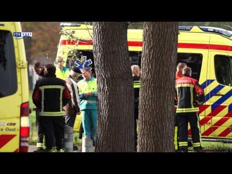 Ernstig ongeval Slaapdijk Gelselaar