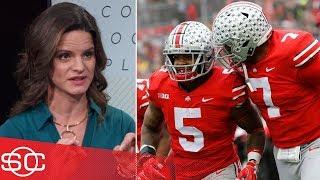 College Football Playoff scenarios after wild rivalry week | SportsCenter
