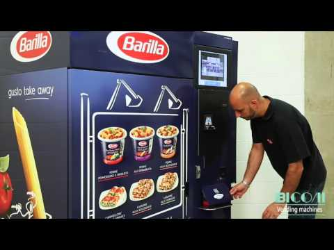 Bicom Vending Machines
