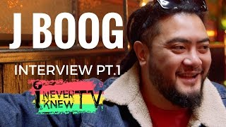 I NEVER KNEW TV had the honor of reasoning with grammy-nominee J Boog during his visit to NYC during his exstensive American tour. In this short clip he ...