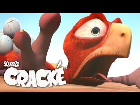 CRACKÉ - DRY ED _Cartoon for kids | Funny Kids TV's