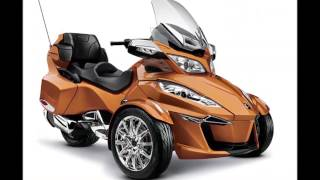 10. 2014 Can-Am Spyder RT Accessories
