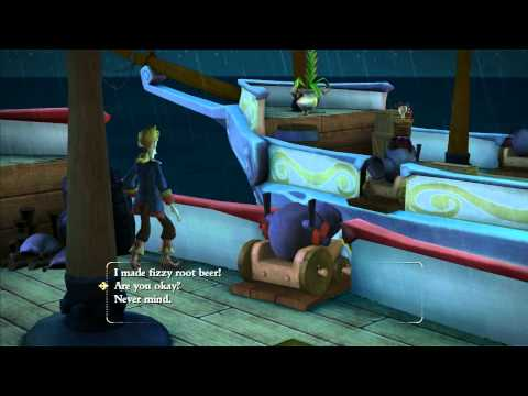 0 MONKEY ISLAND Episode 1 gratuit sur lAppstore