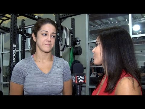 Bayley, Nikki Glencross and others react to the post-Draft, new-look NXT Women's division (видео)