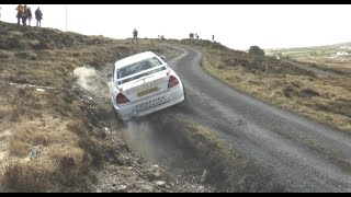 30 minute report from the fantastic Achill Island,  Round 1 of the Sligo Pallets Border Rally Championship the Mayo Stages Rally moved to Achill to run two stage ran 3 times each.