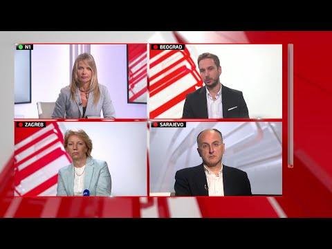 U Crvenoj liniji o izveštaju Evropske komisije i nenapredovanju Srbije i BiH видео