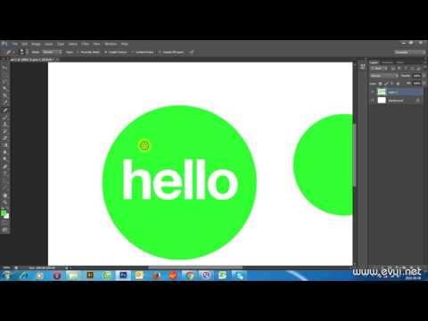 Hướng dẫn cơ bản thanh công cụ trong phần mềm Photoshop