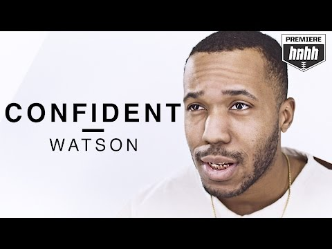 Watson - Confident (Official Music Video) (видео)