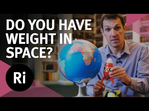 An Explanation of Weightlessness in Space