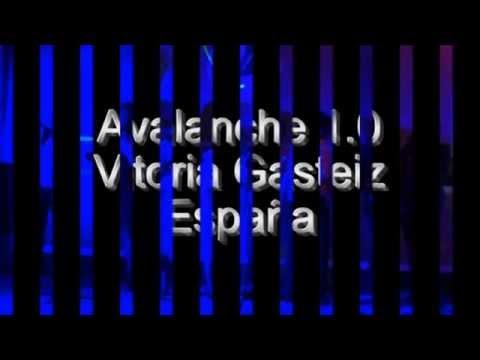 Avalanche 0.1 Vitoria Gasteig Spain 2015  edicted (Firm Spain) (видео)
