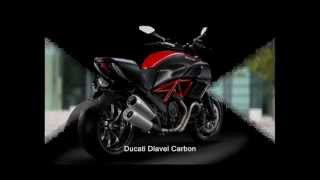 8. 2012 Ducati Diavel Carbon