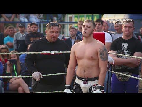 KickBoxer vs Russian Sambo, MMA !!! (видео)