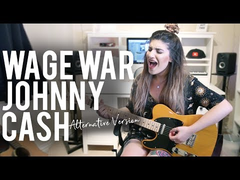Johnny Cash - Wage War | Christina Rotondo Cover