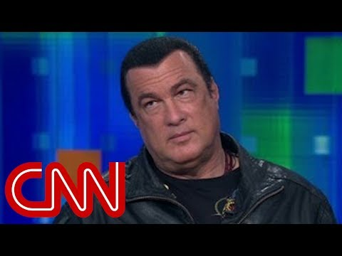 "Is Steven Seagal still ""dangerous""?"