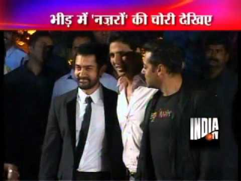 SRK, Salman Avoid Each Other At Aamir Khan's Party