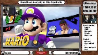 Kentucky vs Ohio Crew battle at Barrel Bash. FT. KY Joey, WB| Joker, Xisen, Cutlass| Katakiri, Cutlass| Absol, Darkshad and more!