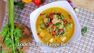 Video LODEH TAHU TAOGE BESAR MP3, 3GP, MP4, WEBM, AVI, FLV Maret 2019