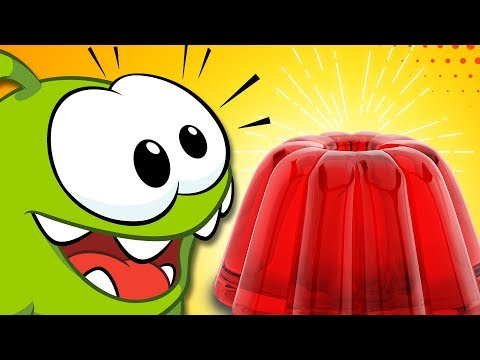 Om Nom Stories: Sweet Recipe | Cartoon For Children | Cut The Rope Video Blog