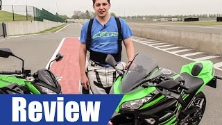 6. Kawasaki Ninja 300 with Performance Kit review