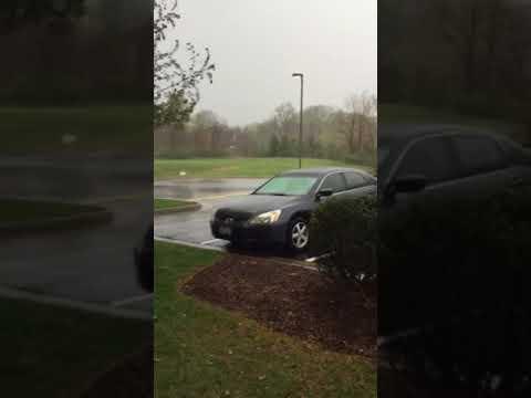 Lynchburg, VA Tornado/Downpour