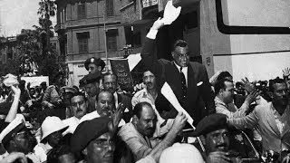 On this day in 1952, a military coup topples the Egyptian monarchy. For more subscribe: http://bit.ly/2ojIN9o Get more We Are The ...