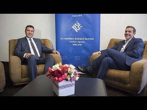 Αναμένεται νέα τηλεφωνική επικοινωνία Τσίπρα-Ζάεφ
