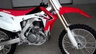 5. 2014 CRF450R SALE / Honda of Chattanooga TN / 450R Walkaround Video / PowerSports Dealer est 1962